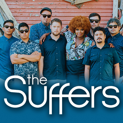 Houston Symphony: The Suffers at Cynthia Woods Mitchell Pavilion