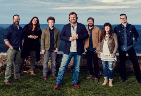 Casting Crowns  at Cynthia Woods Mitchell Pavilion
