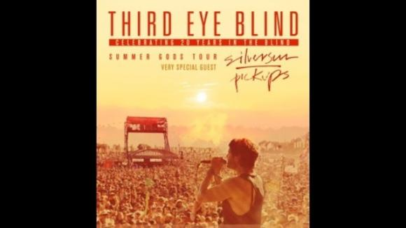 Third Eye Blind & Silversun Pickups at Cynthia Woods Mitchell Pavilion