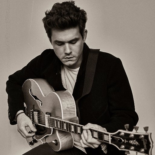 John Mayer at Cynthia Woods Mitchell Pavilion