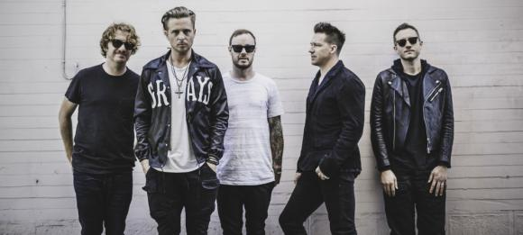OneRepublic, Fitz and The Tantrums & James Arthur at Cynthia Woods Mitchell Pavilion