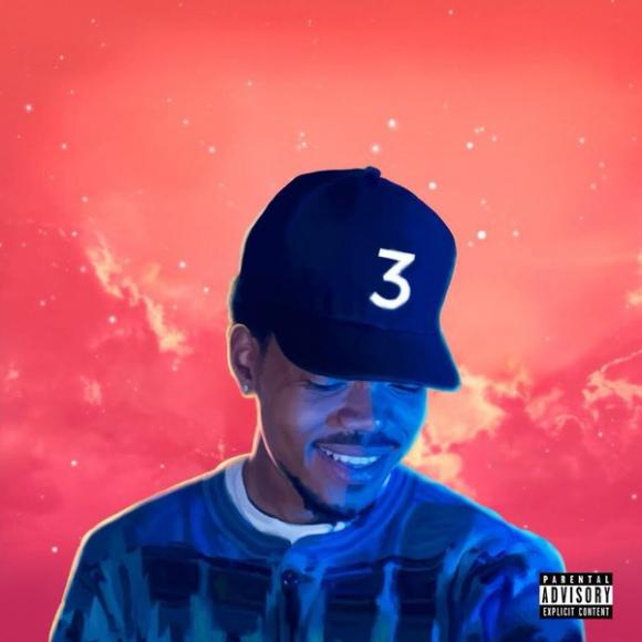 Chance The Rapper at Cynthia Woods Mitchell Pavilion