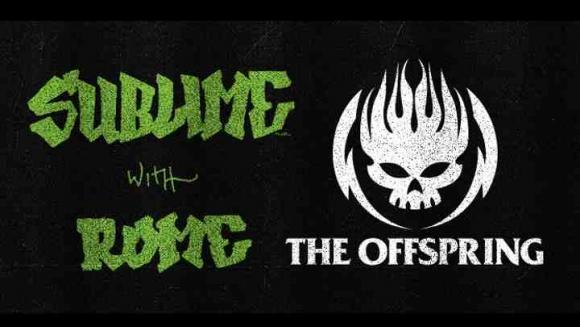 Sublime With Rome & The Offspring at Cynthia Woods Mitchell Pavilion