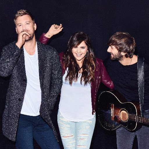 Lady Antebellum at Cynthia Woods Mitchell Pavilion