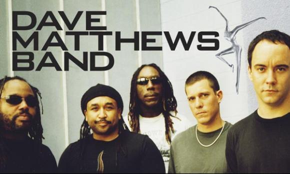 Dave Matthews Band at Cynthia Woods Mitchell Pavilion