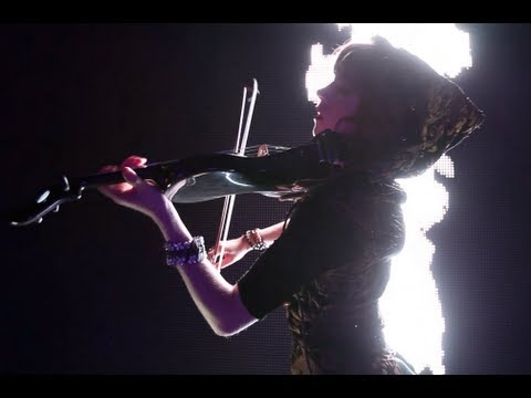 Lindsey Stirling & Evanescence at Cynthia Woods Mitchell Pavilion