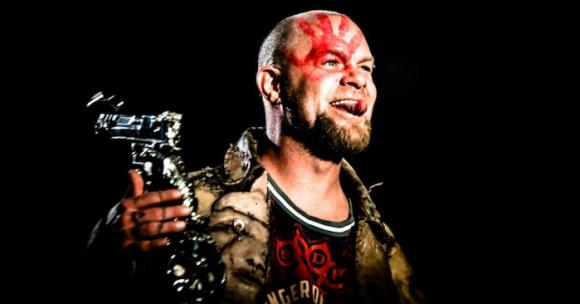 Five Finger Death Punch & Breaking Benjamin at Cynthia Woods Mitchell Pavilion