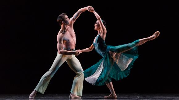 Houston Ballet: Mixed Repertory Program at Cynthia Woods Mitchell Pavilion