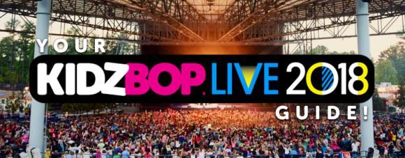 Kidz Bop Live at Cynthia Woods Mitchell Pavilion
