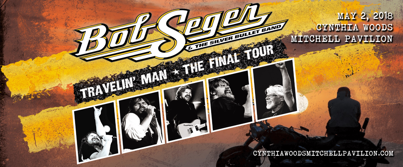 Bob Seger And The Silver Bullet Band at Cynthia Woods Mitchell Pavilion