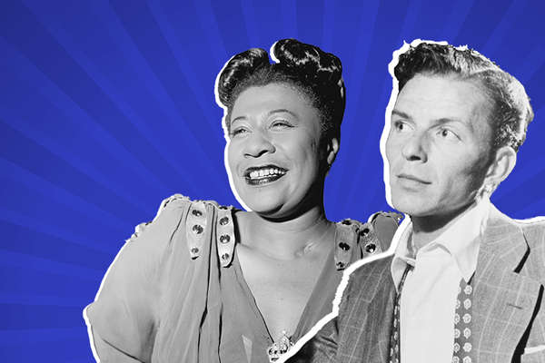 Houston Symphony: Lucas Waldin - An Evening With Frank Sinatra & Ella Fitzgerald at Cynthia Woods Mitchell Pavilion