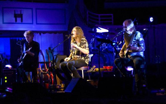 Weird Al Yankovic at Cynthia Woods Mitchell Pavilion