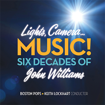Boston Pops Orchestra: The Music of John Williams at Cynthia Woods Mitchell Pavilion