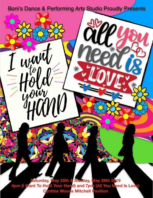 Bonis Dance: All You Need is Love at Cynthia Woods Mitchell Pavilion