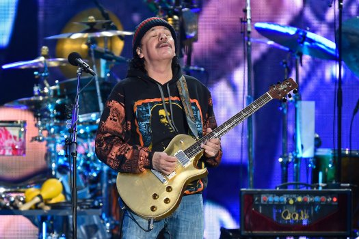 Santana & The Doobie Brothers at Cynthia Woods Mitchell Pavilion