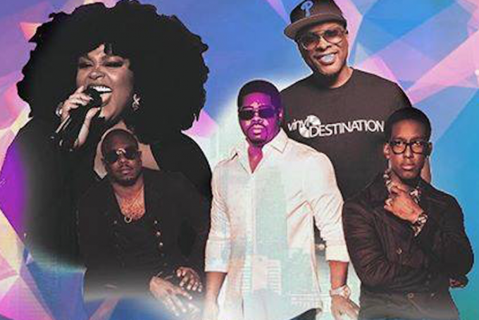 Summer Block Party: Jill Scott & Boyz II Men at Cynthia Woods Mitchell Pavilion