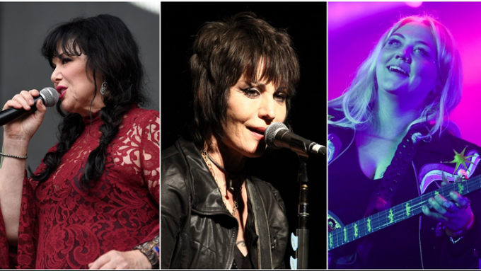 Heart, Joan Jett and the Blackhearts & Elle King at Cynthia Woods Mitchell Pavilion