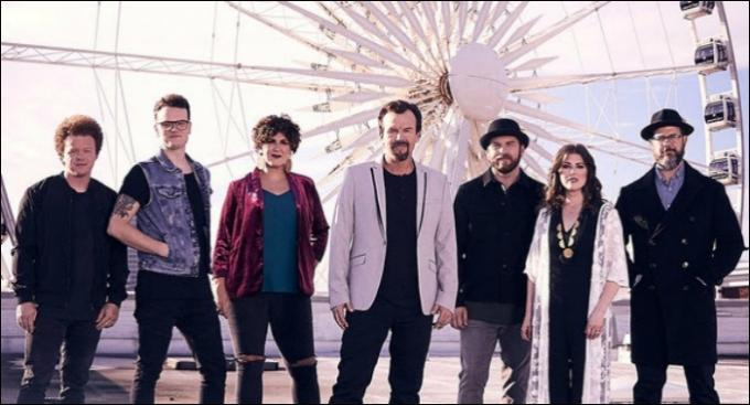 The Only Jesus Tour: Casting Crowns, Kari Jobe, Cody Carnes & Jamie Kimmett at Cynthia Woods Mitchell Pavilion
