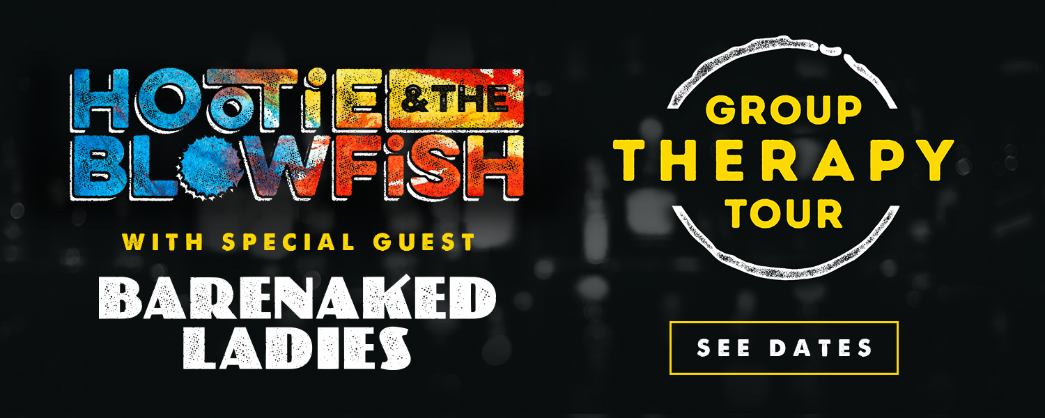 Hootie & The Blowfish & Barenaked Ladies at Cynthia Woods Mitchell Pavilion