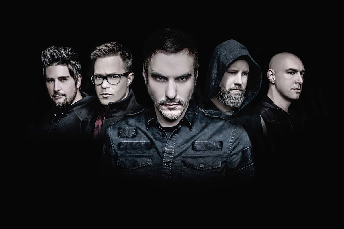 Breaking Benjamin & Bush at Cynthia Woods Mitchell Pavilion