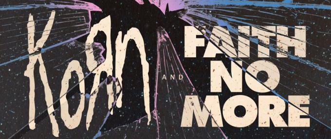 Korn, Faith No More, Scars On Broadway & Spotlights at Cynthia Woods Mitchell Pavilion