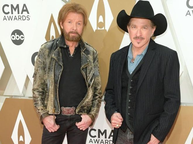 Brooks and Dunn at Cynthia Woods Mitchell Pavilion
