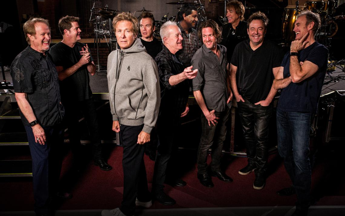 Chicago - The Band & Rick Springfield [POSTPONED] at Cynthia Woods Mitchell Pavilion