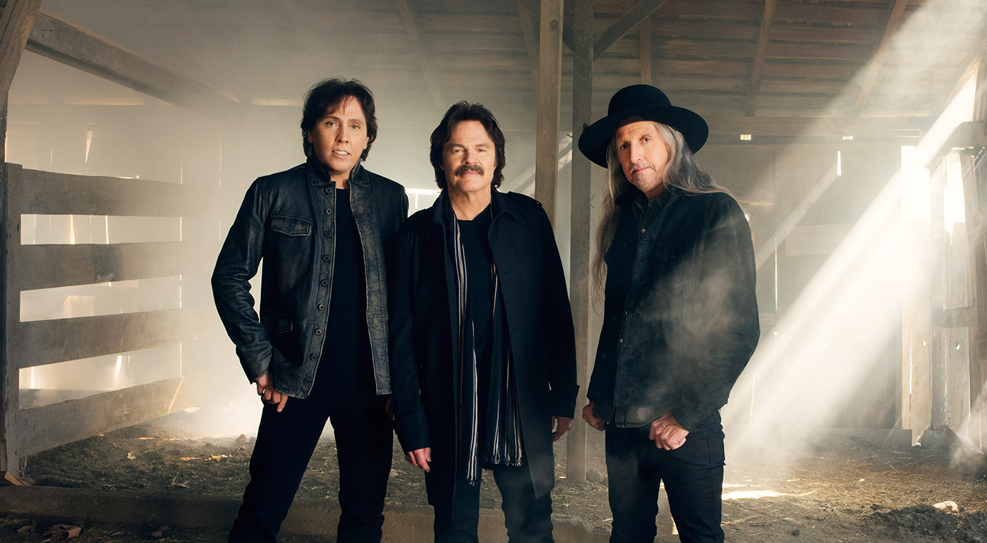 The Doobie Brothers & Michael McDonald at Cynthia Woods Mitchell Pavilion
