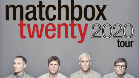 Matchbox Twenty & The Wallflowers at Cynthia Woods Mitchell Pavilion