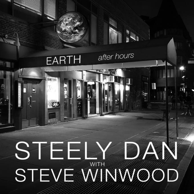 Steely Dan & Steve Winwood at Cynthia Woods Mitchell Pavilion