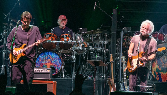 Dead & Company at Cynthia Woods Mitchell Pavilion