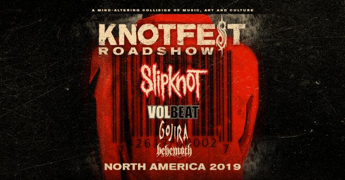 Knotfest Roadshow: Slipknot, Killswitch Engage, Fever333 & Code Orange at Cynthia Woods Mitchell Pavilion