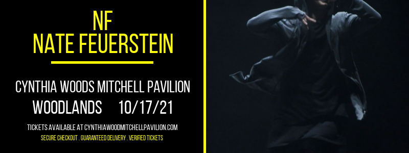 NF - Nate Feuerstein at Cynthia Woods Mitchell Pavilion