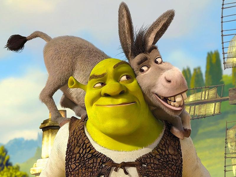 Halloween Movie Night Featuring: Shrek  at Cynthia Woods Mitchell Pavilion